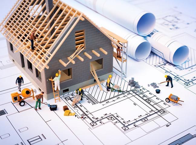 Lên ý tưởng xây dựng bản vẽ xây dựng nhà